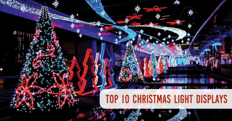 Find Christmas Light Displays